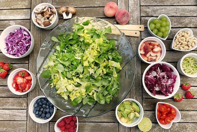 dieta bez gotowania